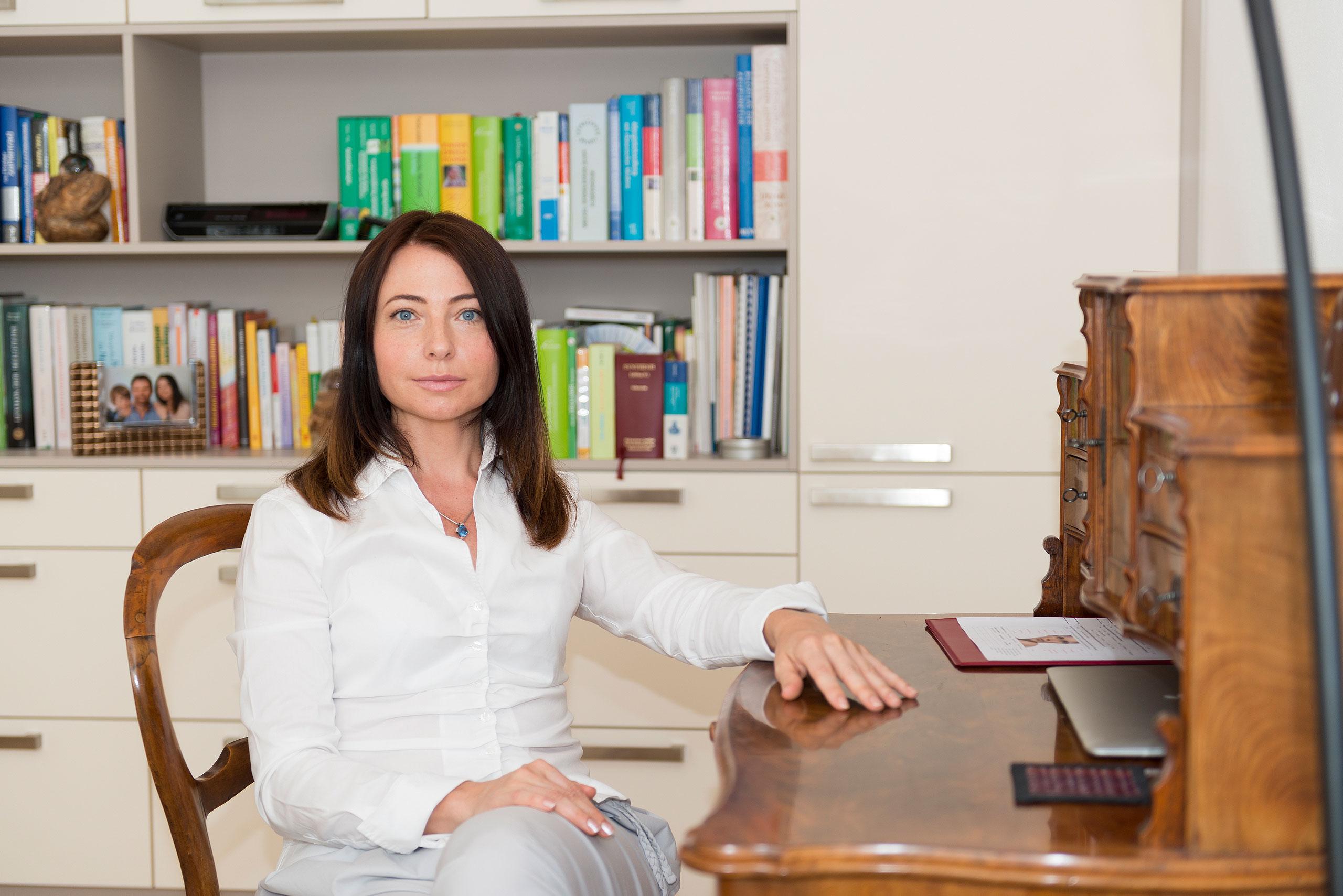 Heilpraktiker Yulia Wolf